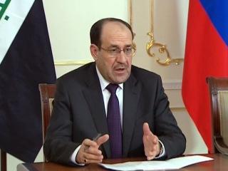 Встреча с Премьер-министром Ирака Нури аль-Малики