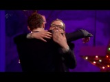 Tom Hiddleston dancing on Chatty Man |HD|
